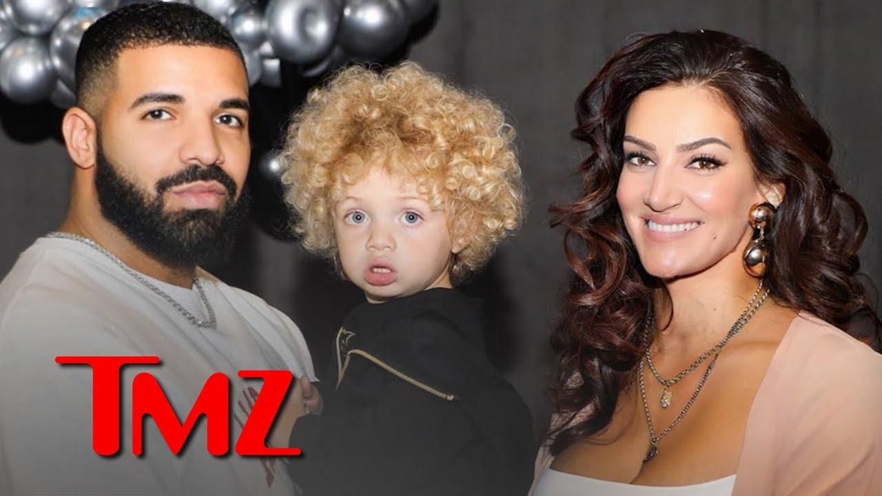 Drake Shares First Photos of His Son, Adonis | TMZ
