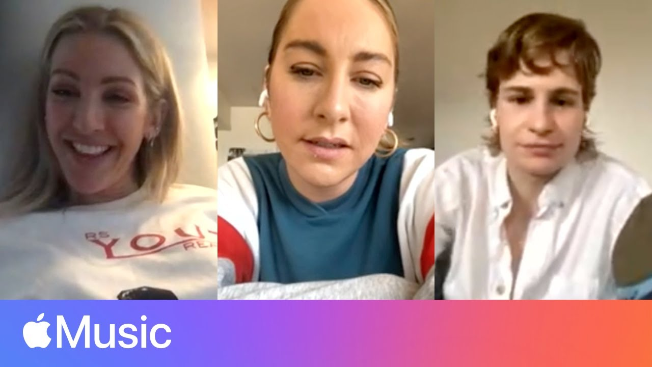 Ellie Goulding, Este Haim, and Christine and the Queens at Home | Apple Music
