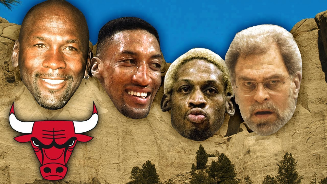 Every NBA Team's Mount Rushmore…Which 4 Players Made It For Your Team???