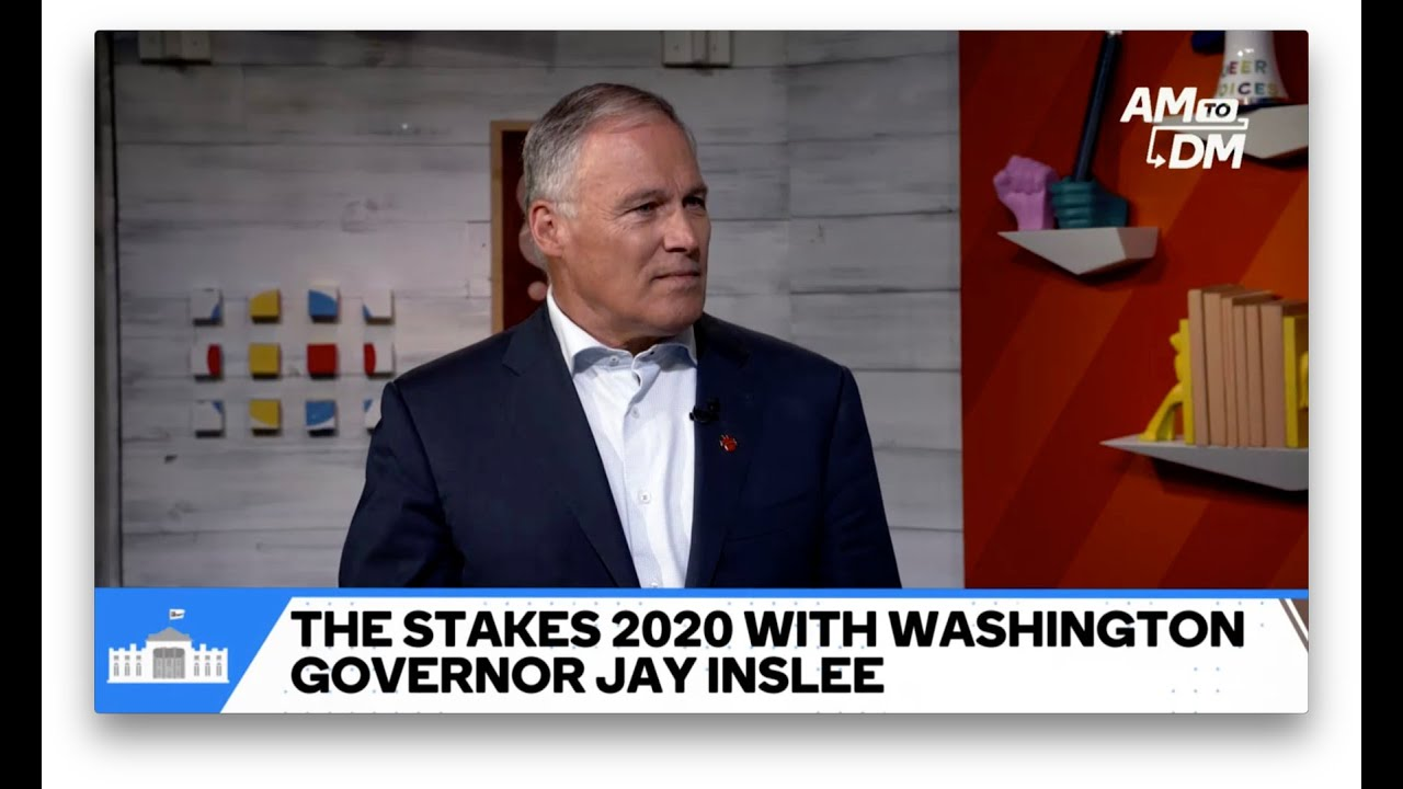 """Gov. Jay Inslee Is Now Known As """"Mr. Born To Be Wild"""""""