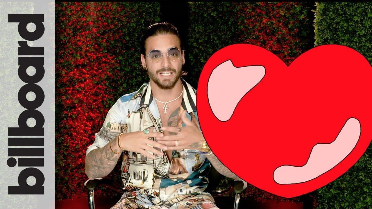 How Maluma Created 'Corazón' | Billboard | How It Went Down