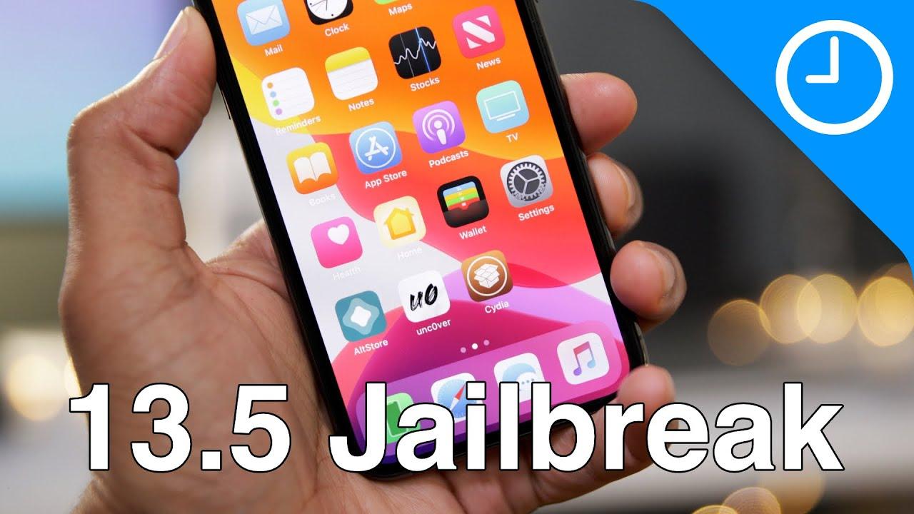 How to jailbreak iOS 13.5 using Unc0ver jailbreak on iPhone