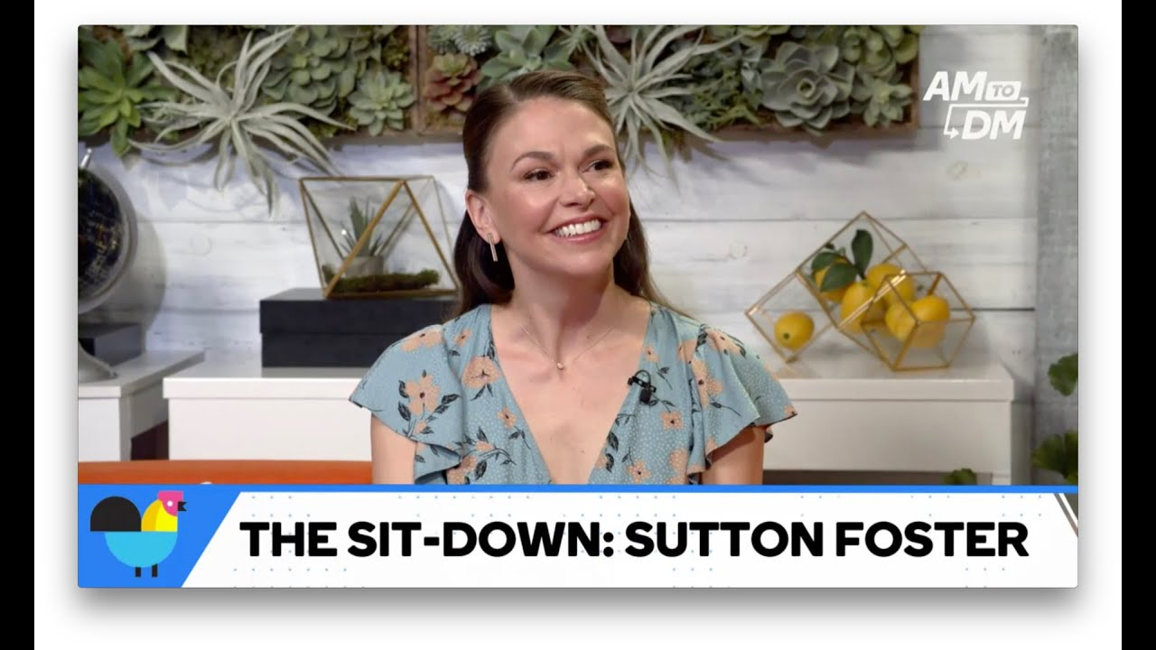 """Is """"Younger"""" Star Sutton Foster Team Josh or Team Charles?"""