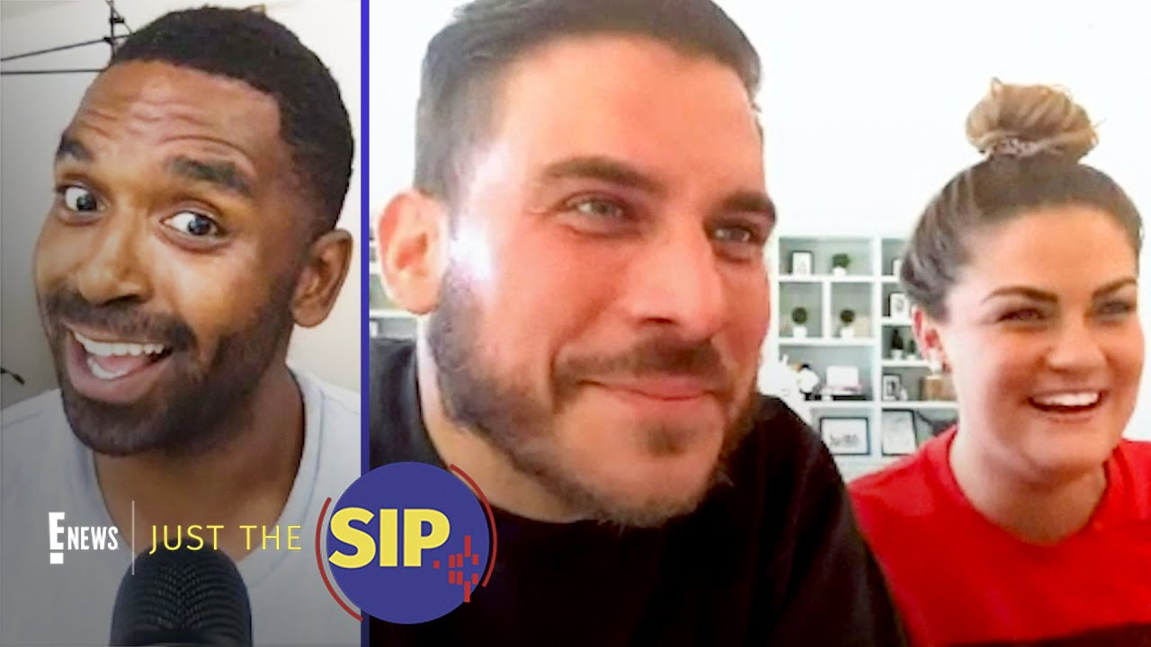 Jax Taylor & Brittany Cartwright Spill the Tea on NSFW Pics | Just The Sip | E! News