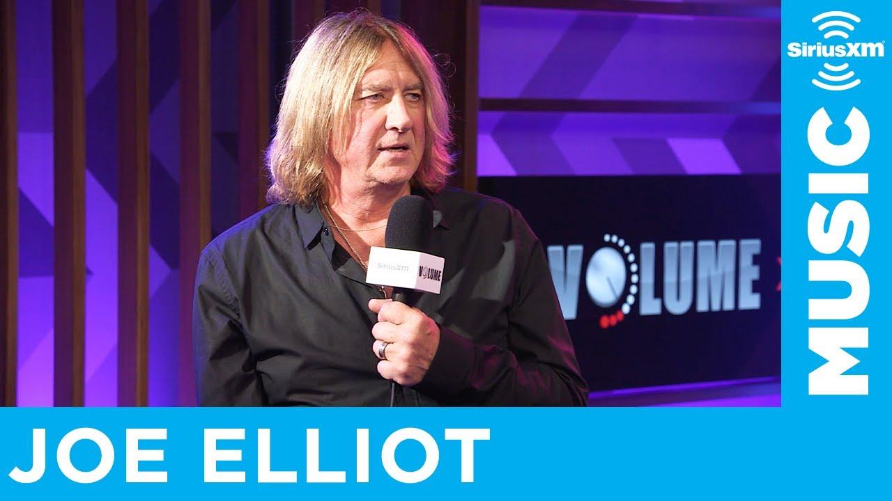 Joe Elliot on Def Leppard's Anniversary