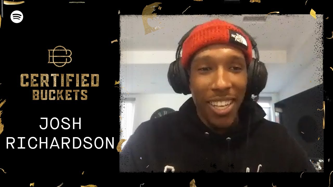 Josh Richardson: Playing for the Philadelphia 76ers vs. the Miami Heat | Certified Buckets