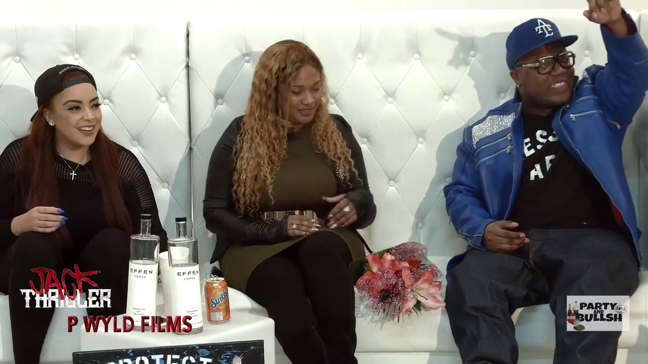 Joy Daily talks to Jack Thriller and Lore'l