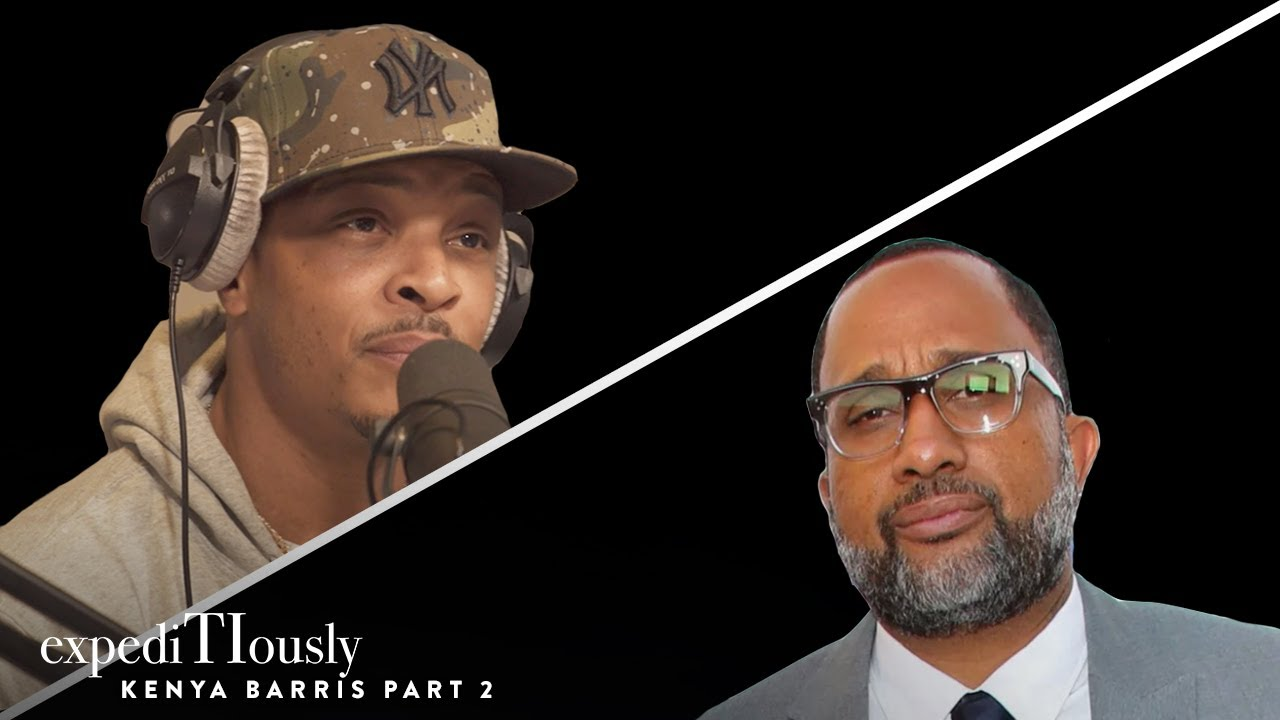 Kenya Barris Responds to #BlackAF Social Media Backlash | expediTIously Podcast