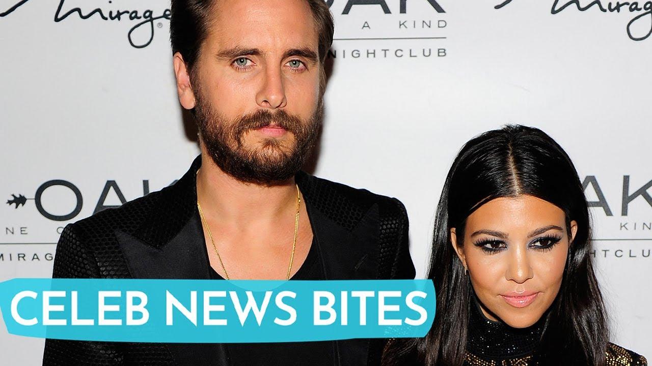 Kourtney Kardashian & Scott Disick BACK ON?! Two Spend Scott's Birthday Together!