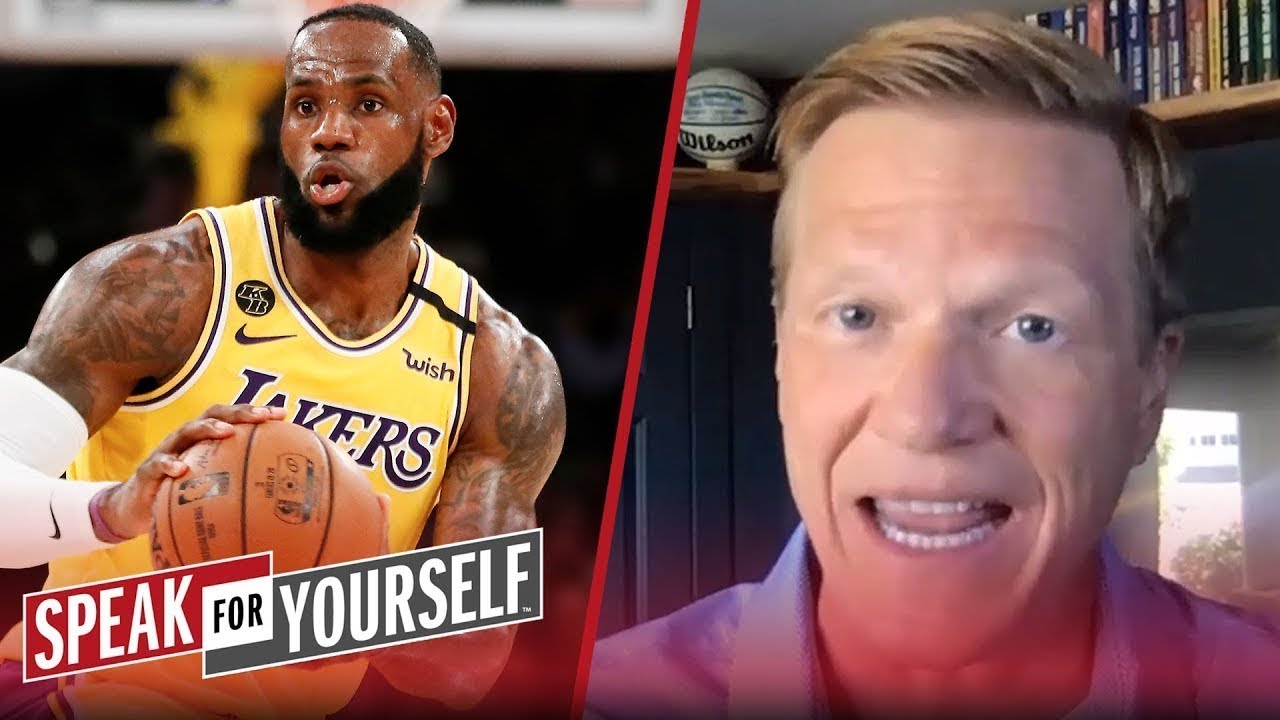 LeBron doesn't want to play at disadvantage in potential playoffs – Ric | NBA | SPEAK FOR YOURSELF