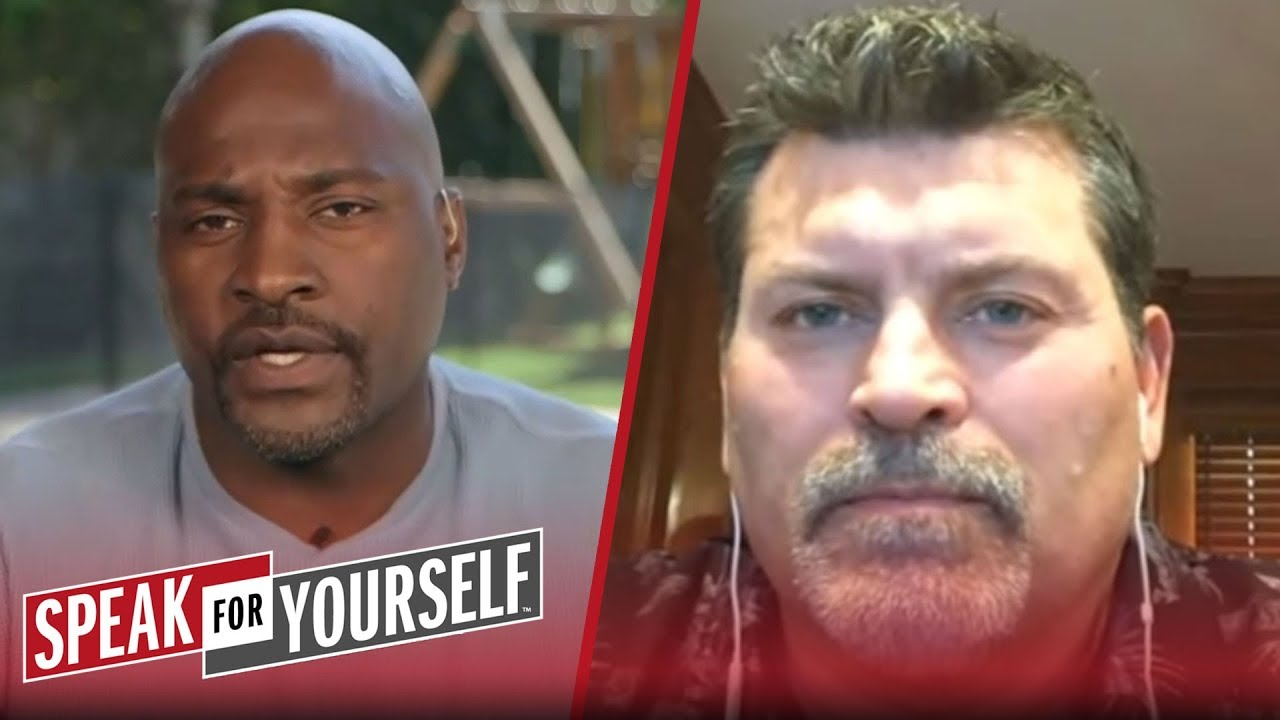 Mark Schlereth explains the difficulties of hosting isolated NFL games   NFL   SPEAK FOR YOURSELF