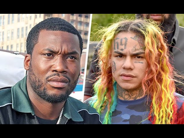 Meek Mill Says 6ix9ine Better be Going on IG Live to Apologize for RATTING + a Rat Killed Nipsey