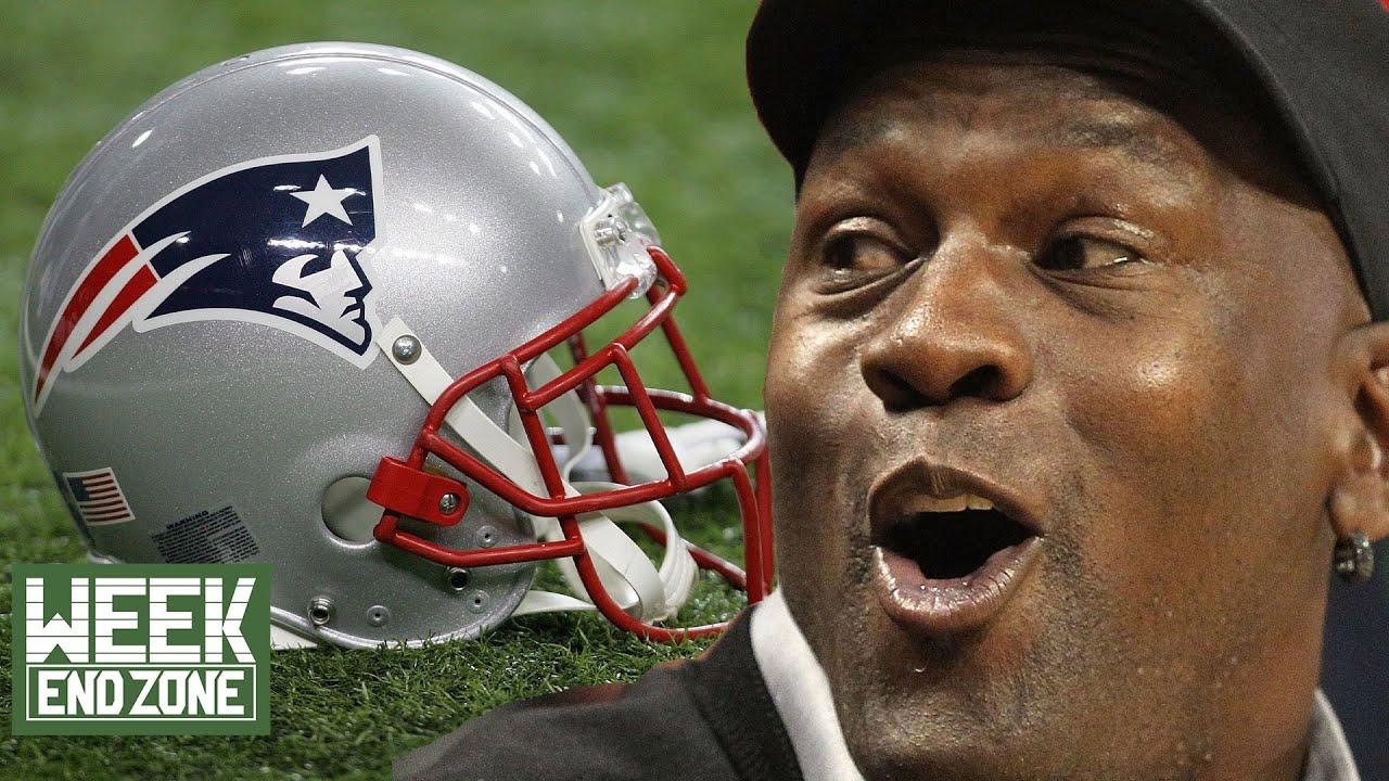 Michael Jordan TURNS Down $100 Million & New England Patriots Take L Of The Week! | WEZ