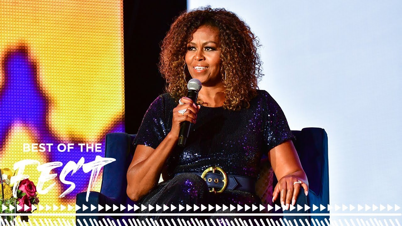 Michelle Obama on Self Care | Best of the Fest | ESSENCE