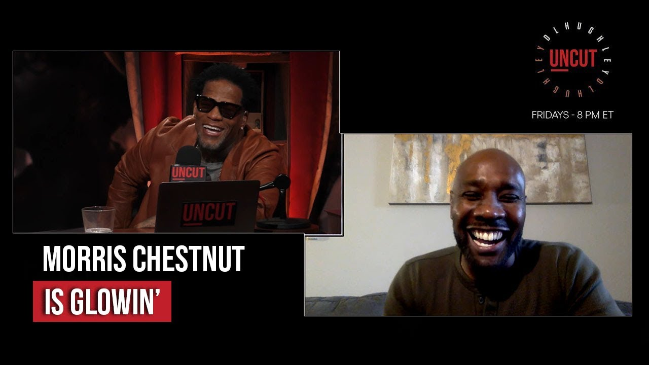Morris Chestnut Is Too Damn Nice | DL Uncut | Laugh Out Loud Network