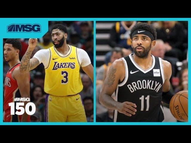 NBA's Unwelcome Homecomings | MSG 150