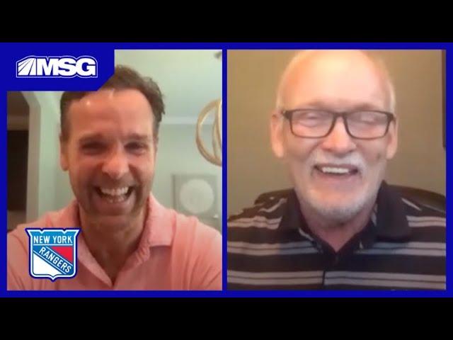 Rangers Assistant Coach, Lindy Ruff, Describes Coaching with Quinn | New York Rangers