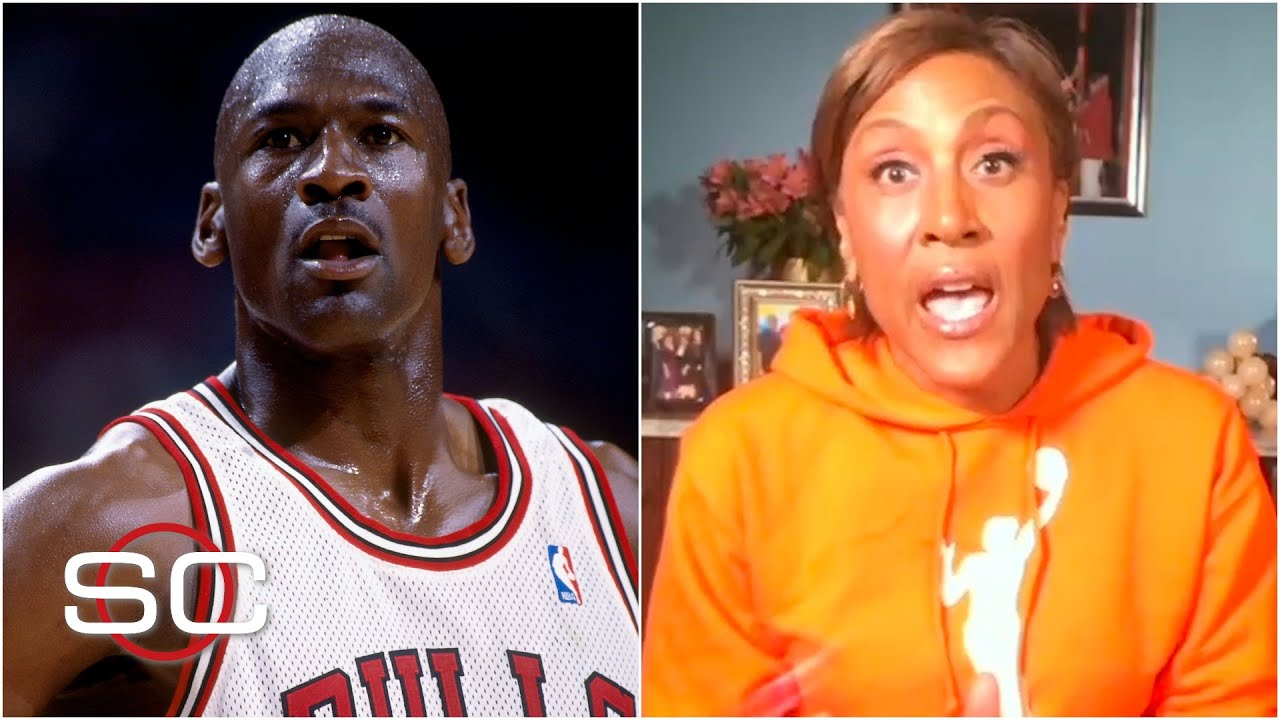 Robin Roberts forecasts Michael Jordan's effect on younger generation | SportsCenter with Stephen A.