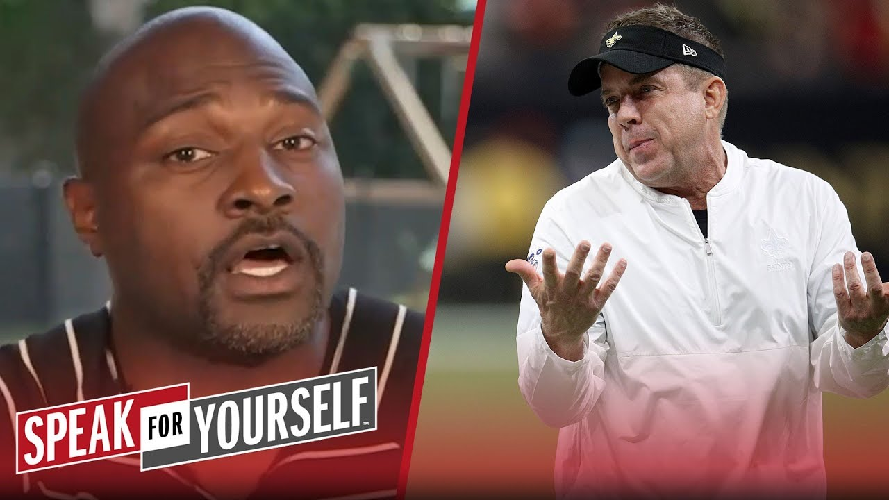 Sean Payton is trying to 'gently nudge Drew Brees out the door' – Wiley   NFL   SPEAK FOR YOURSELF
