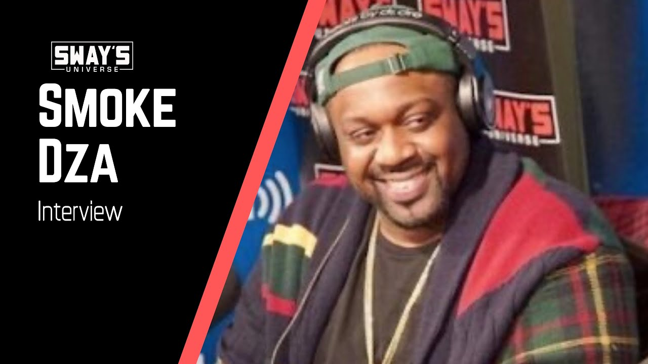 Smoke DZA Talks About The Celebration of 4/20 | SWAY'S UNIVERSE