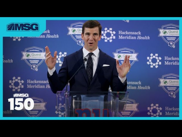 So Is Eli A Hall Of Famer Or Not? The 150 Team Gets Into Heated Debate | The MSG 150