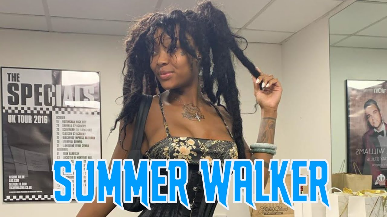 SUMMER WALKER BEHIND THE SCENES – THE FIRST AND LAST TOUR