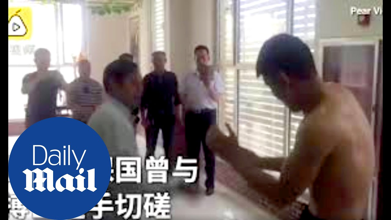 'Tai Chi master' in China knocked out by a kickboxing coach