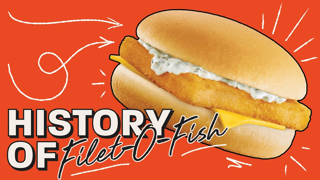 The History of McDonald's Filet-O-Fish