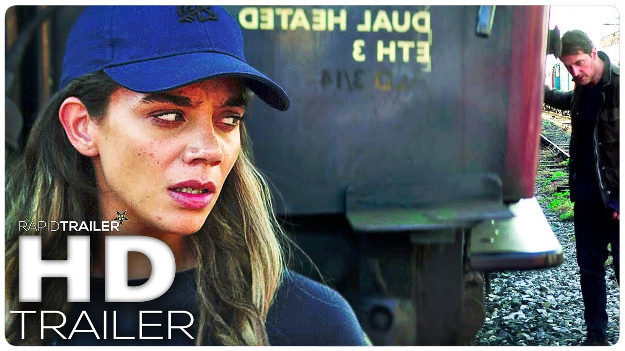 THE STRANGER Official Trailer (2020) Netflix, Thriller Series HD