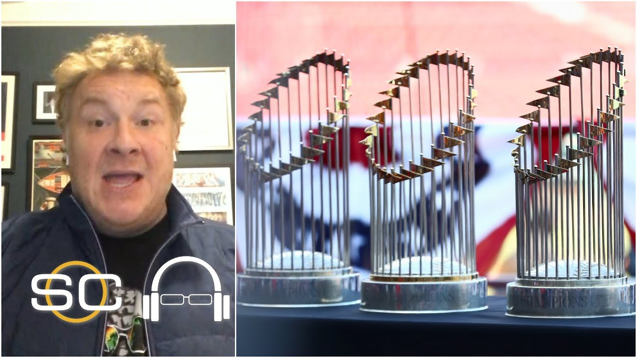 This year's World Series champion should be properly recognized – Jon Sciambi   SC with SVP