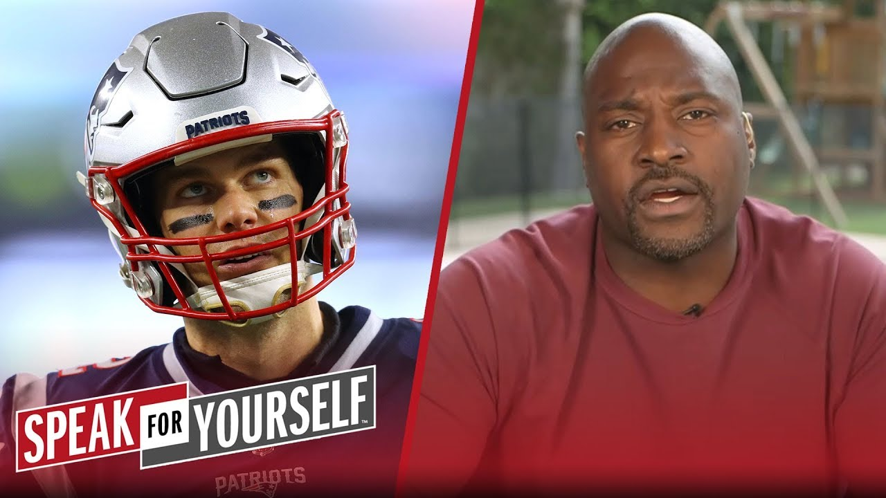 Tom Brady wants control of his own narrative, Wiley talks Eric Reid   NFL   SPEAK FOR YOURSELF