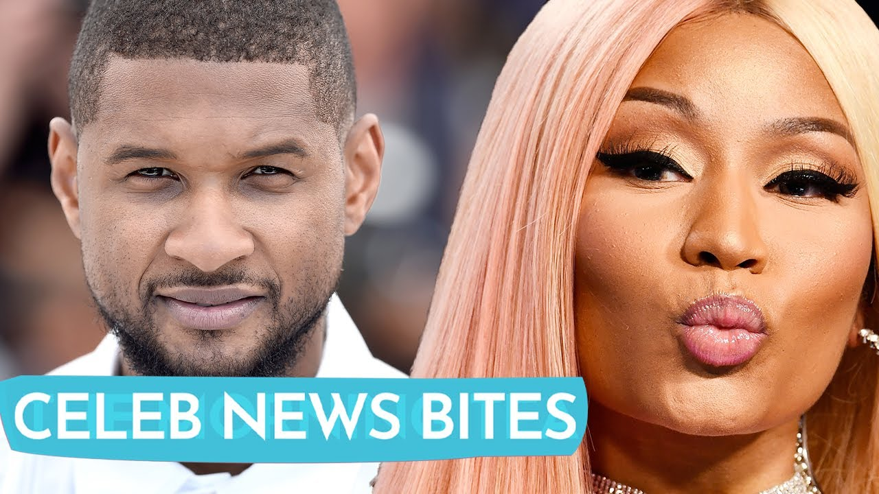 Usher DRAGGED After SHADING Nicki Minaj By Comparing Her To Lil Kim!