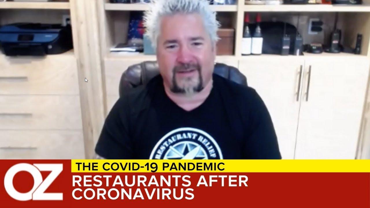 What Restaurants Will Look Like After Coronavirus