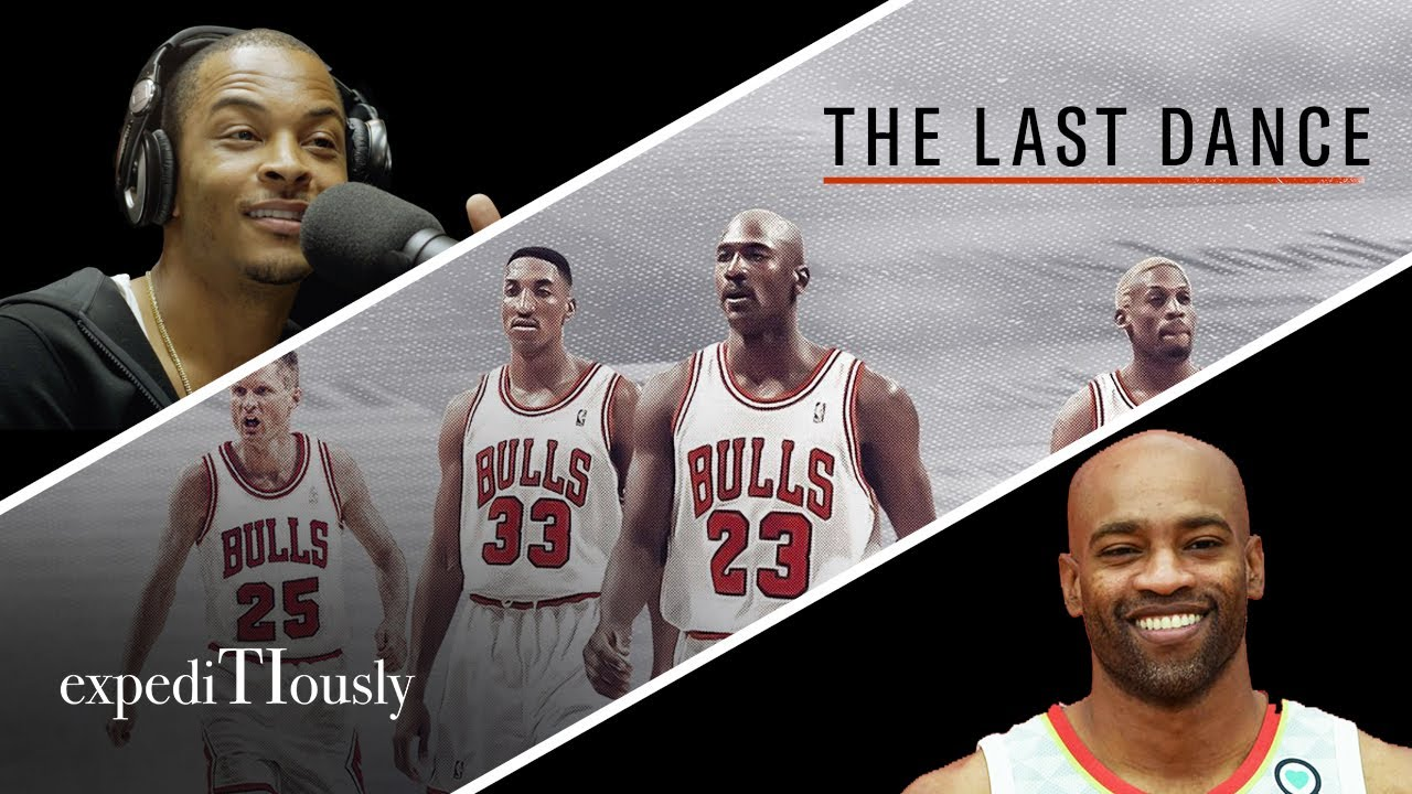 What Vince Carter Thinks of The Last Dance | expediTIously Podcast