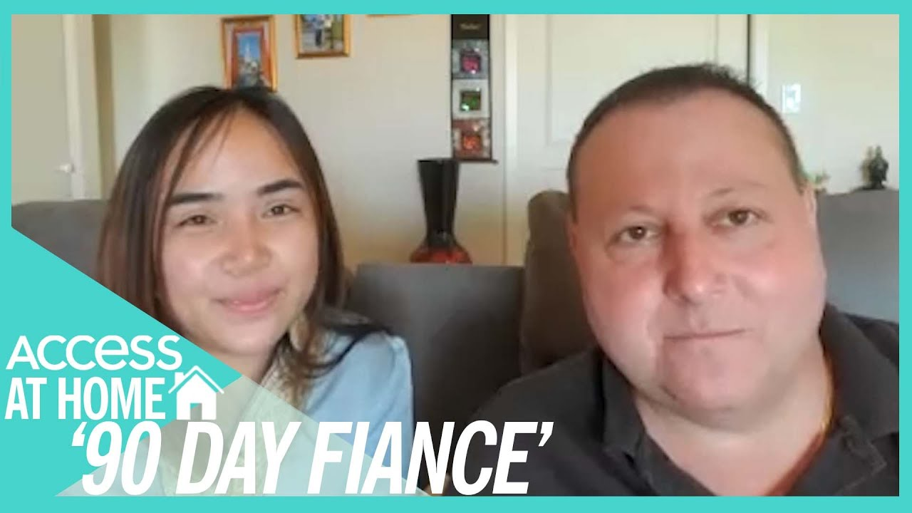 '90 Day Fiancé': David & Annie Reveal If They're Trying To Have A Baby