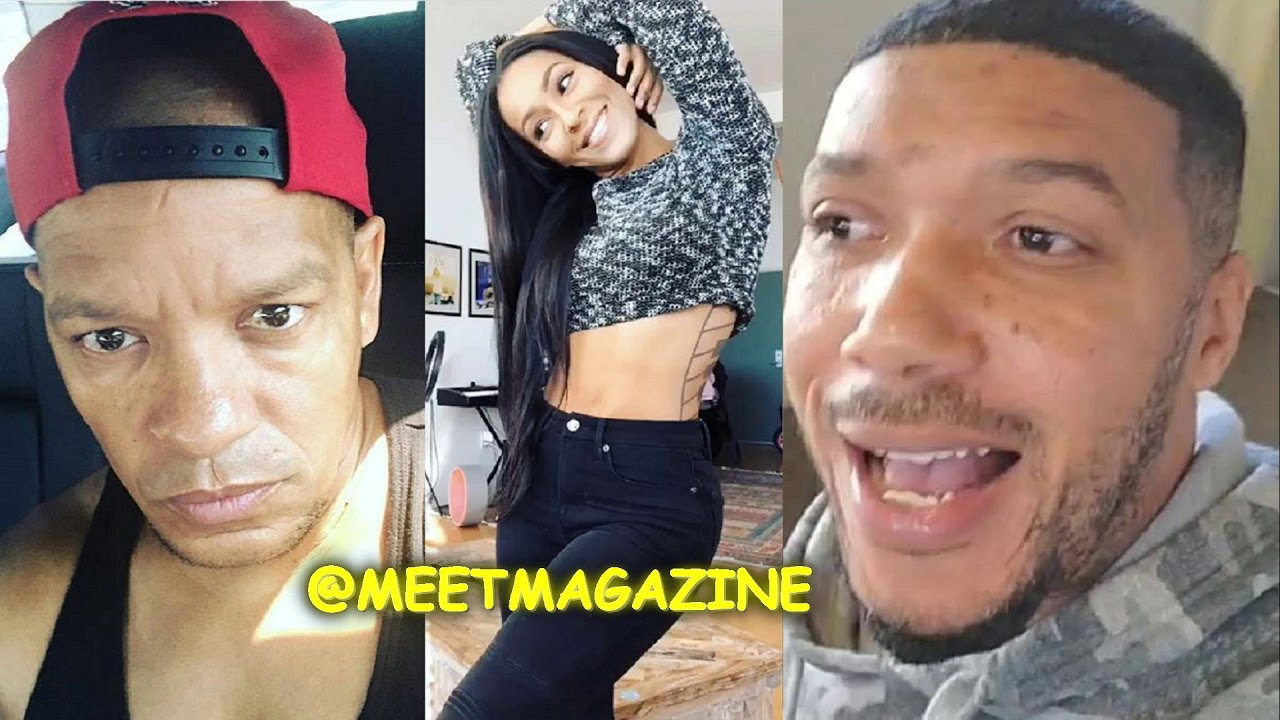 Amina Buddafly Causes FIGHT With Peter Gunz VS  Lyfe Jennings! #LHHNY #AMINABUDDAFLY #PETERGUNZ