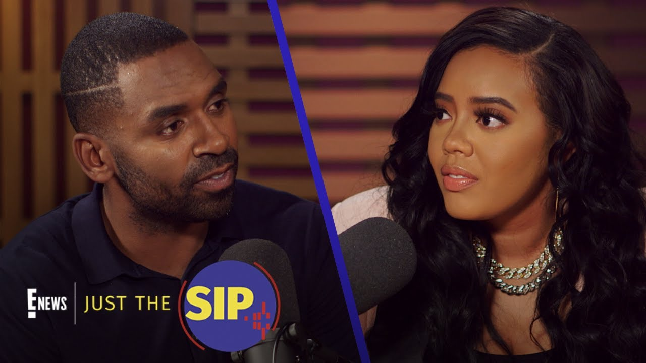Angela Simmons' Truth About Loss, Being a Single Mom & Finding Her Romeo | Just The Sip | E! News