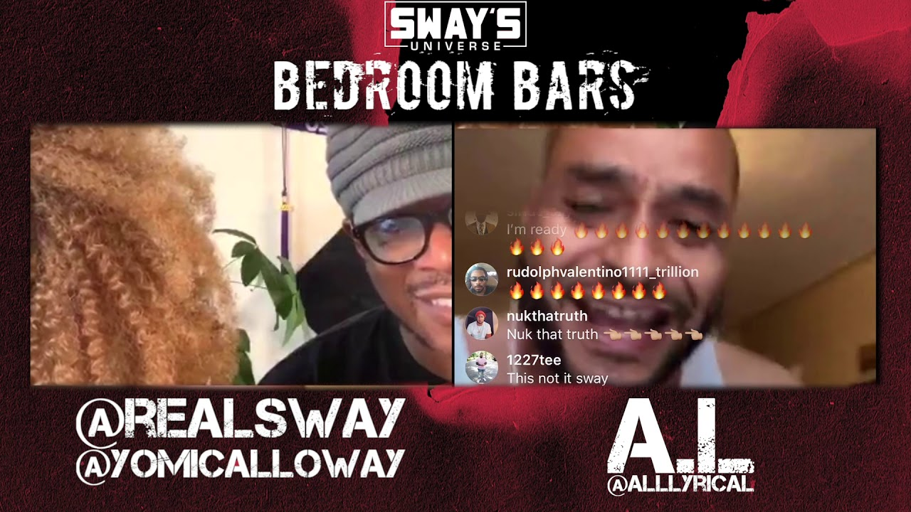 Bedroom Bars: All Lyrical | SWAY'S UNIVERSE