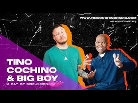 Big Boy x Tino Cochino: A Day of Discussion