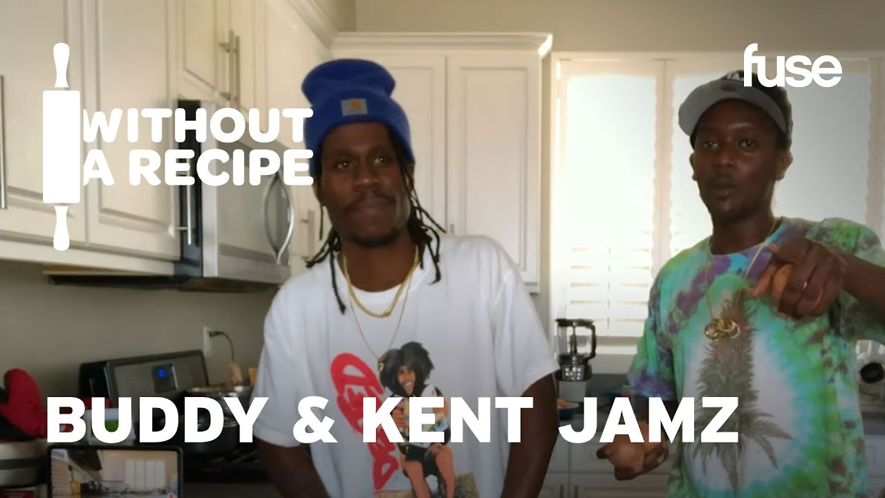 Buddy & Kent Jamz Attempt to Cook Soul Food With No Instructions | Without A Recipe | Fuse