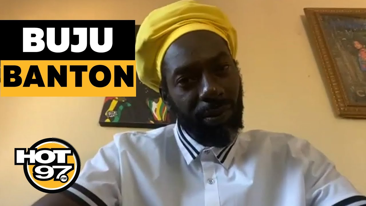 Buju Banton On The Power Of Reggae Music, Koffee, Welcome Home Concert + Black Lives Matter Protests