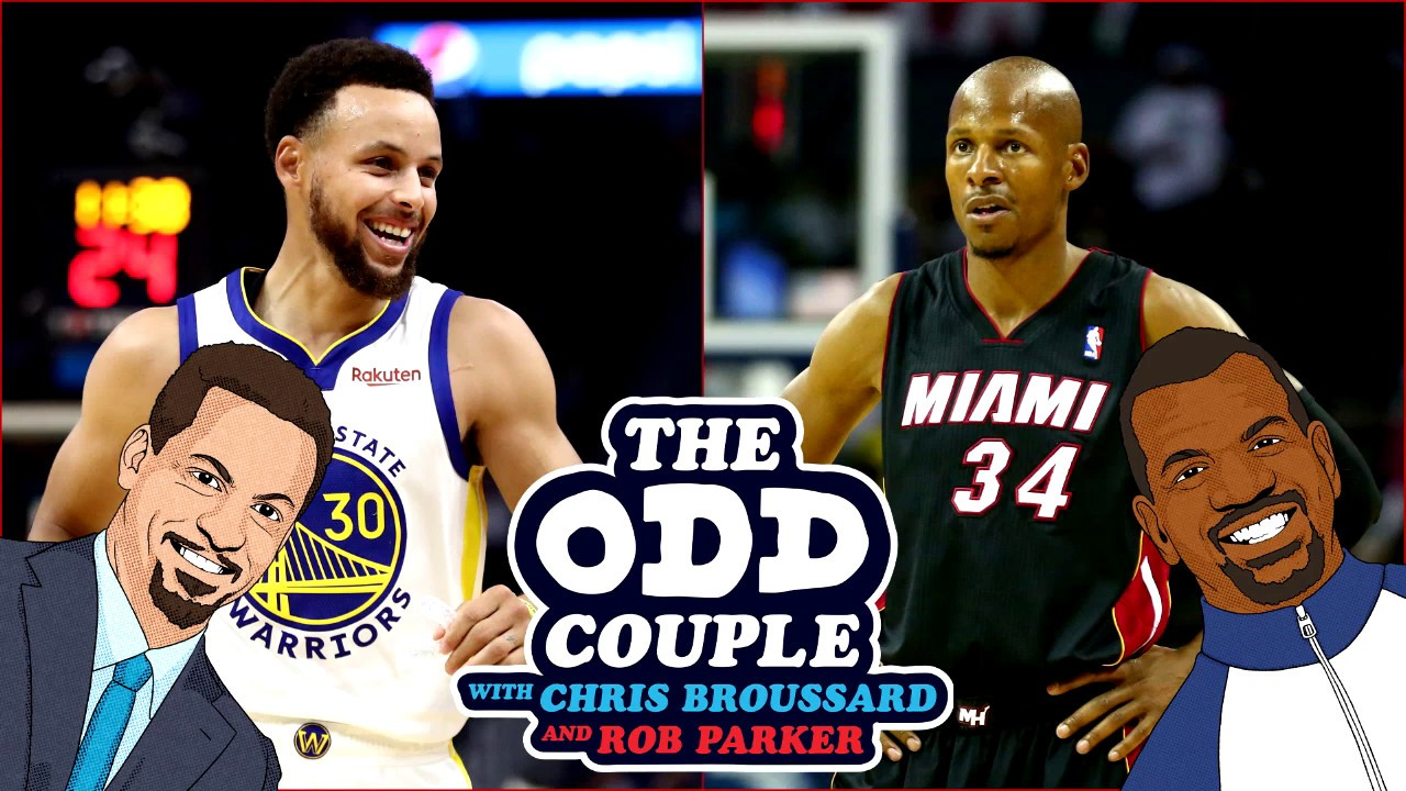 Chris Broussard & Rob Parker DEBATE The Greatest Shooter of All-Time – Steph Curry or Ray Allen