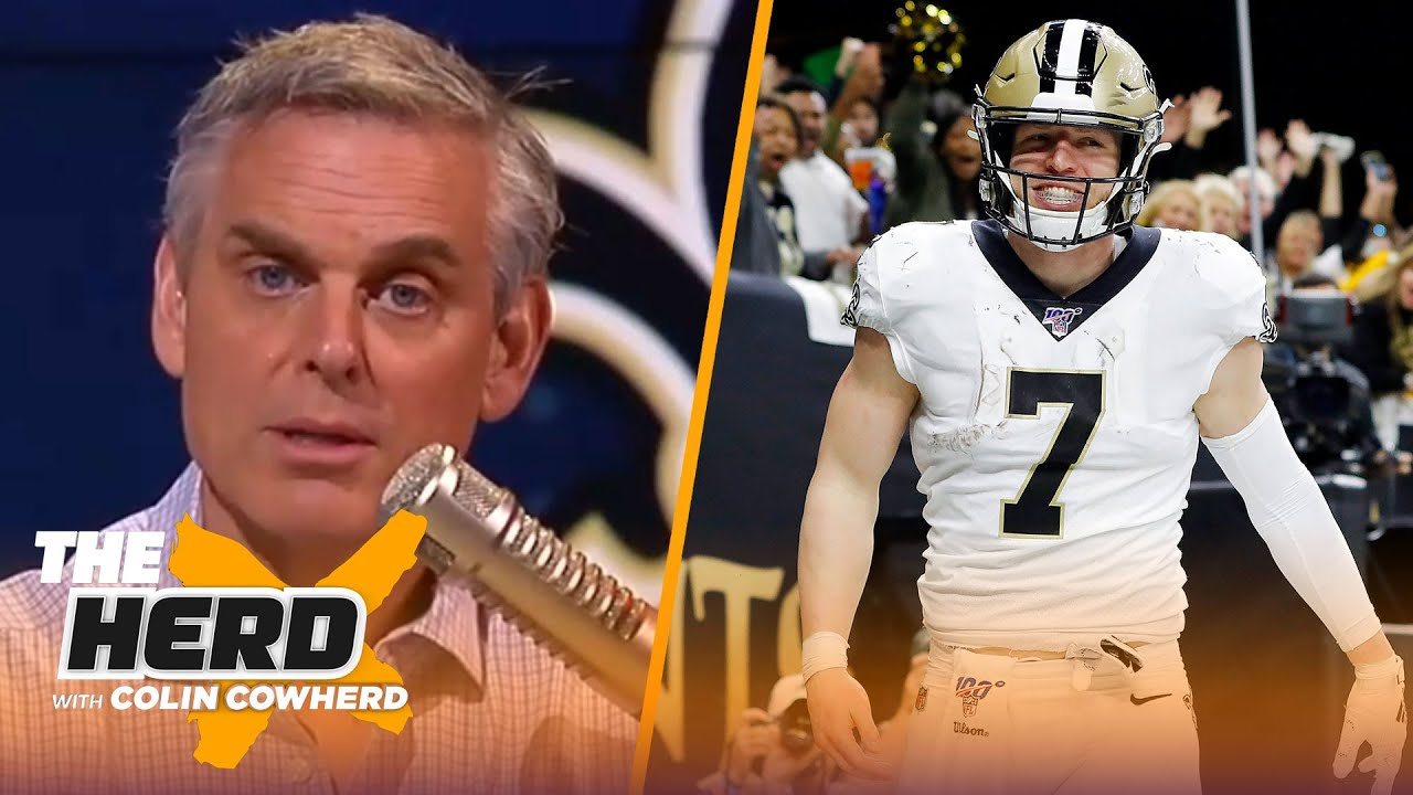Colin: As the world changes, it may carve a path for Taysom Hill as a starting QB | NFL | THE HERD
