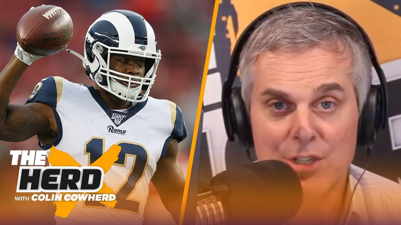 Cooks trade is about Texans & Rams growing dysfunction, Tua doesn't need a Pro Day | NFL | THE HERD