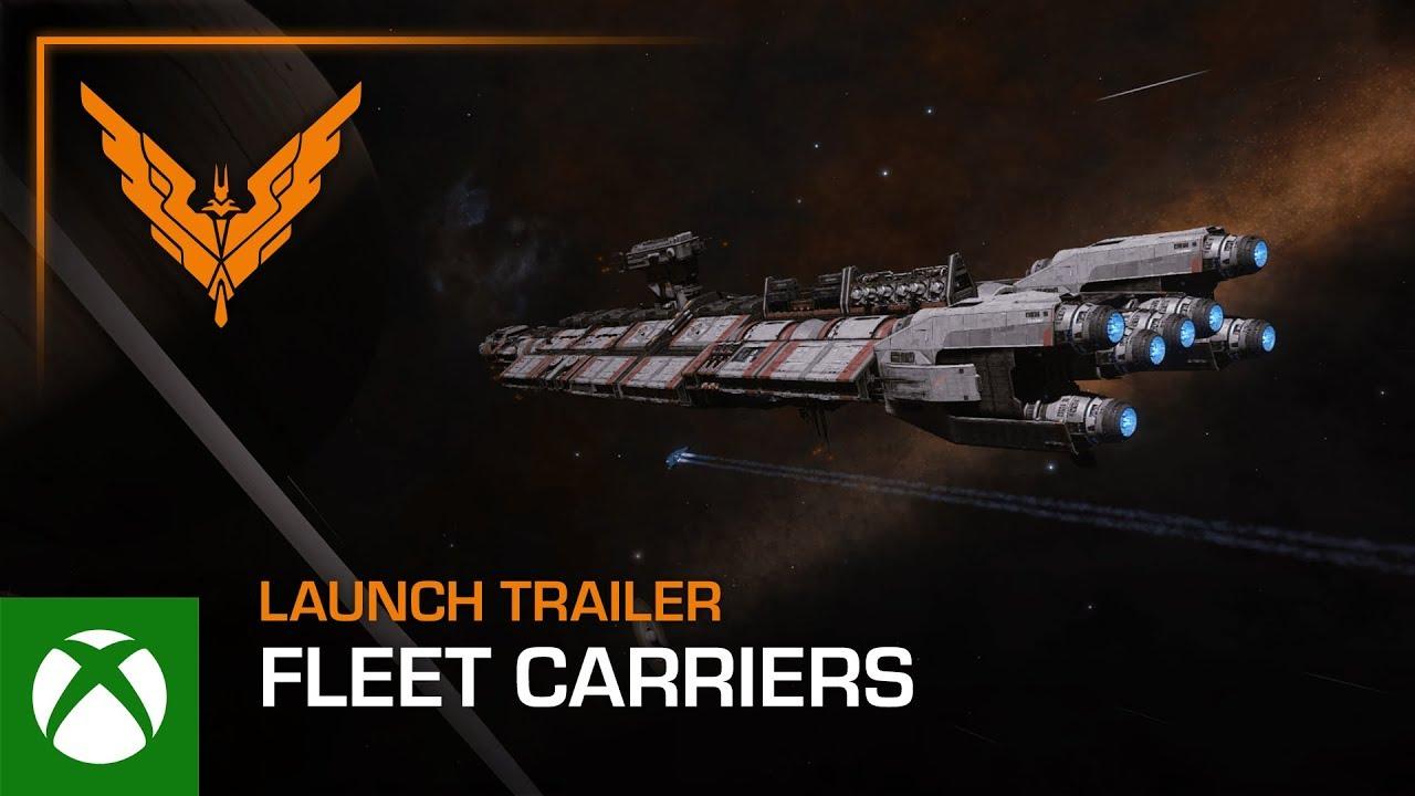 Elite Dangerous – Fleet Carriers Launch Trailer