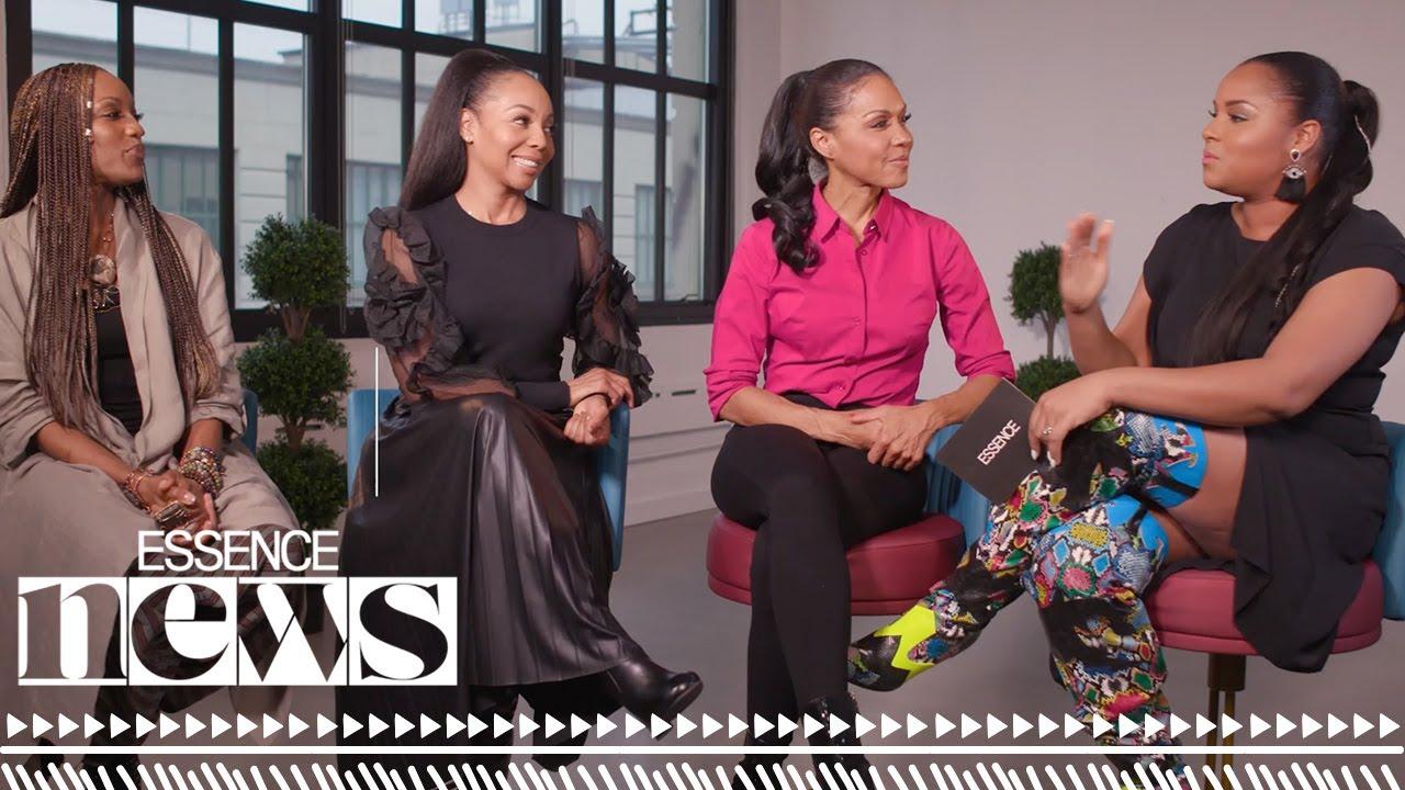 En Vogue Talks Celebrating 30th Anniversary| ESSENCE News| ESSENCE