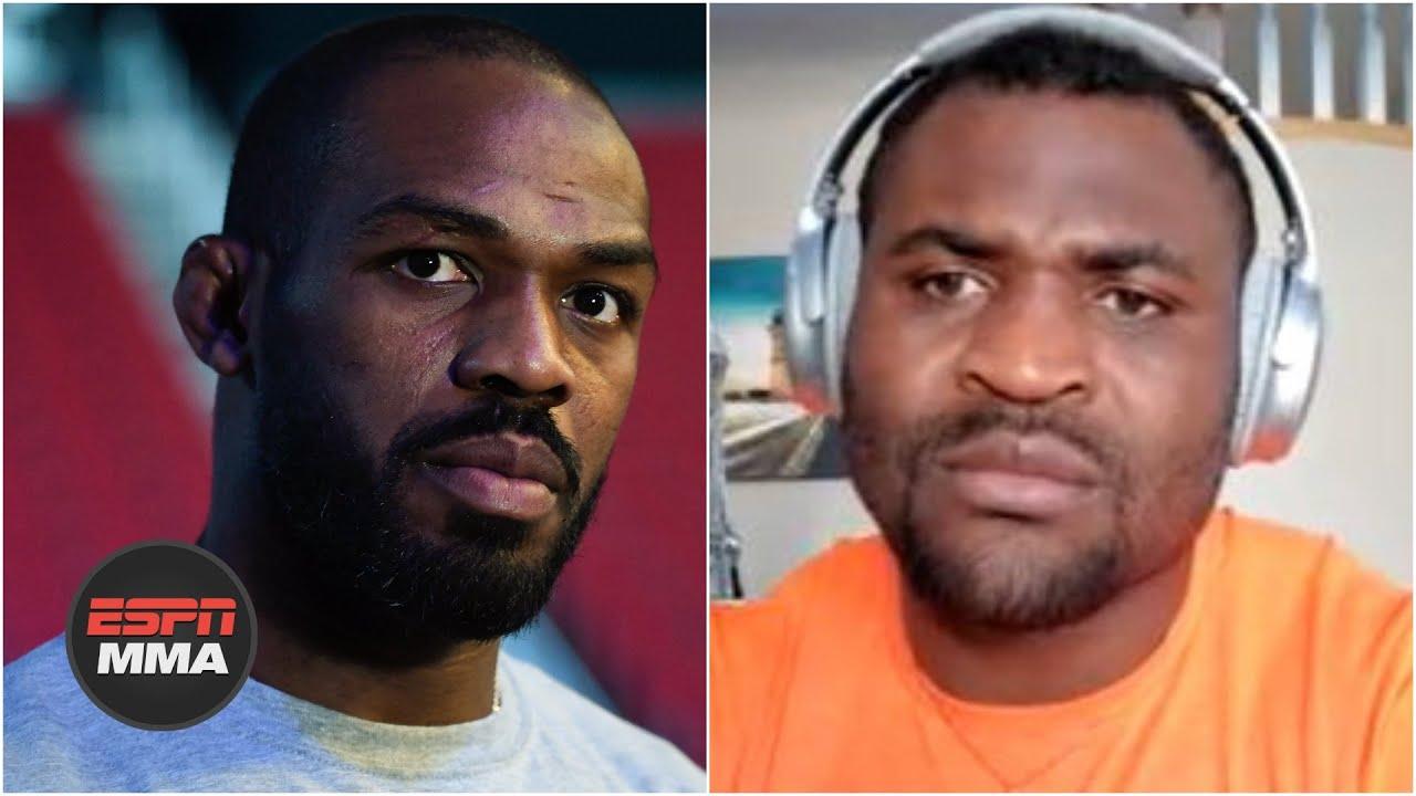 Francis Ngannou says fight vs. Jon Jones is stuck, addresses Dillian Whyte rumors | ESPN MMA