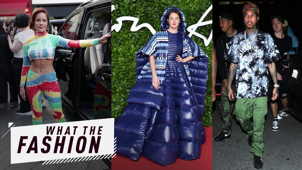 Halsey & More Looks Tie-Die For | What the Fashion | E! News