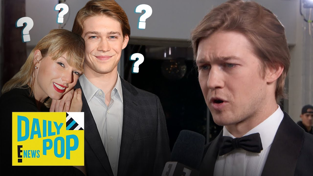 How Joe Alwyn Copes With Being Less Famous Than Taylor Swift | Daily Pop | E! News