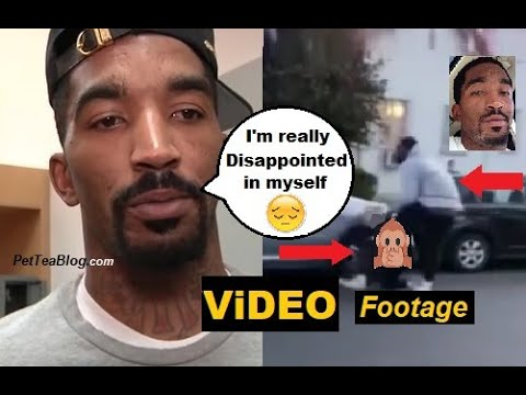 JR Smith Regrets Chin Checking little White boy being a Thug over broken Car Windows (Video)